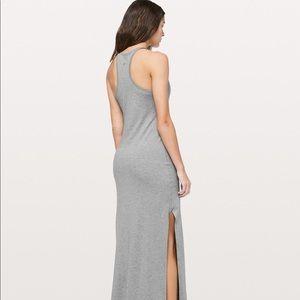 Lululemon refresh maxi dress